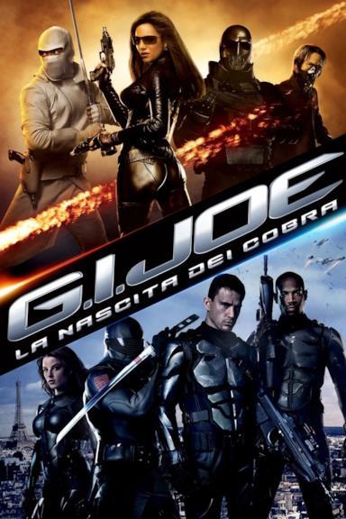 Poster G.I. Joe - La nascita dei Cobra