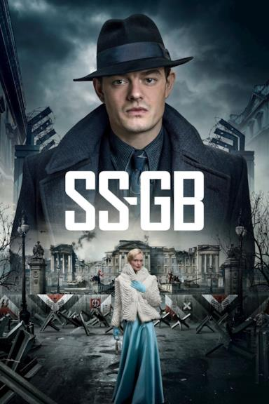 Poster SS-GB