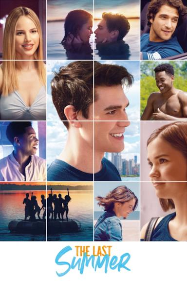 Poster The Last Summer