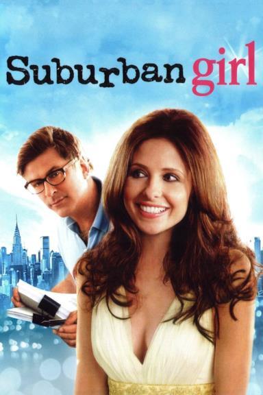 Poster Suburban girl - Talvolta la fine è solo un nuovo inizio