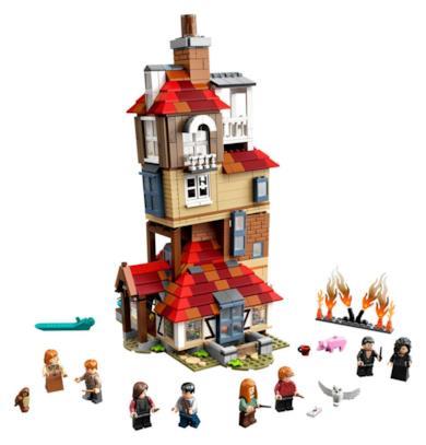 LEGO - Attacco alla Tana