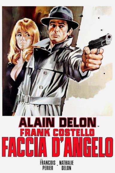 Poster Frank Costello, faccia d'angelo