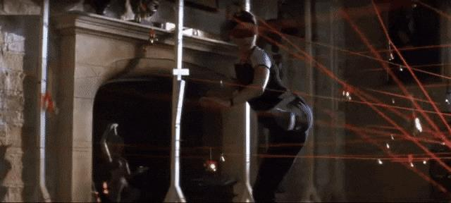 Catherine Zeta-Jones in Entrapment