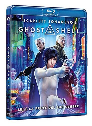 Cofanetto Blu-ray di Ghost in the Shell