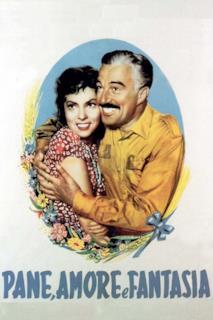 Poster Pane, amore e fantasia