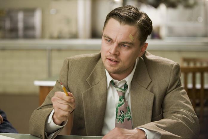 Edward Daniels è interpretato da Leonardo DiCaprio
