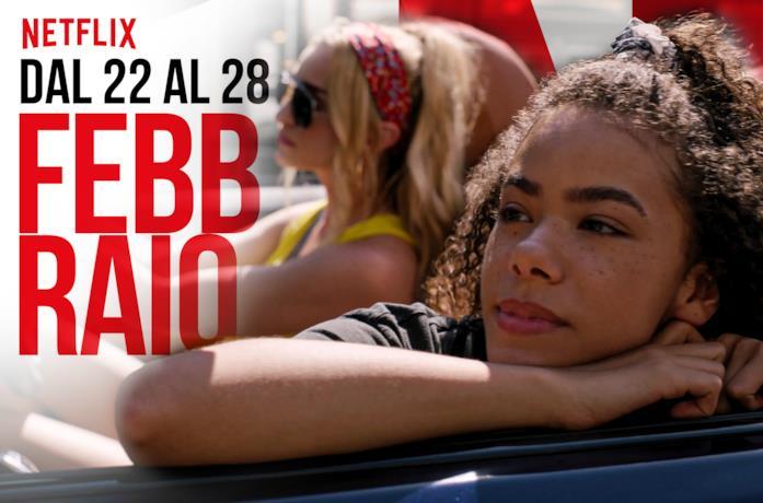 Netflix la programmazione dal 22 al 28 febbraio
