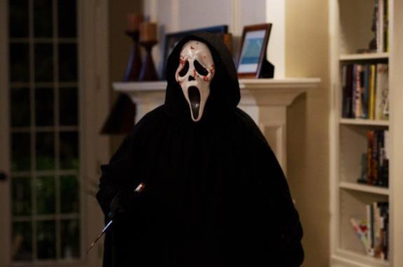 La maschera di Ghostface