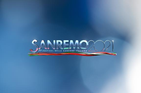 Il logo di Sanremo