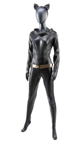Il costume di Catwoman nella serie TV anni '60 di Batman