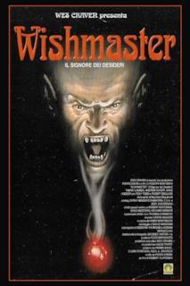 Poster Wishmaster - Il signore dei desideri