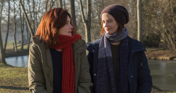 Emmanuelle Seigner e Eva Green in una scena del film