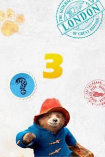 Poster Paddington 3