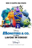 Poster Monsters & Co. La serie - Lavori in corso!