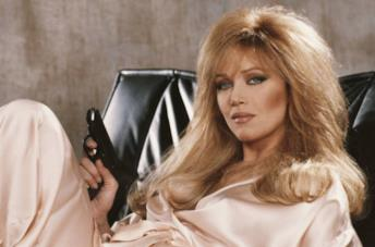 Tanya Roberts come Bond Girl