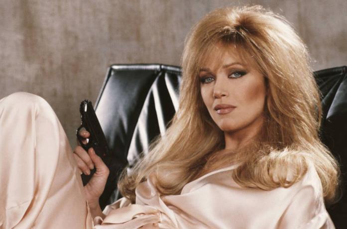 Tanya Roberts come Bond Girl