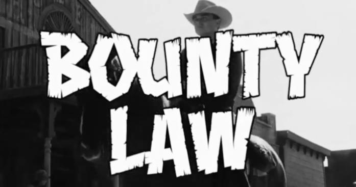 La (finta) serie Bounty Law