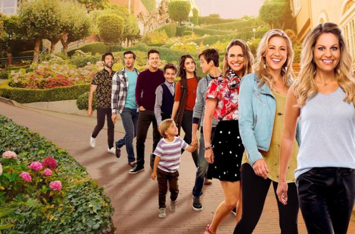 Il cast de Le Amiche di Mamma