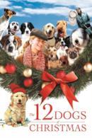 Poster I 12 cani di Natale