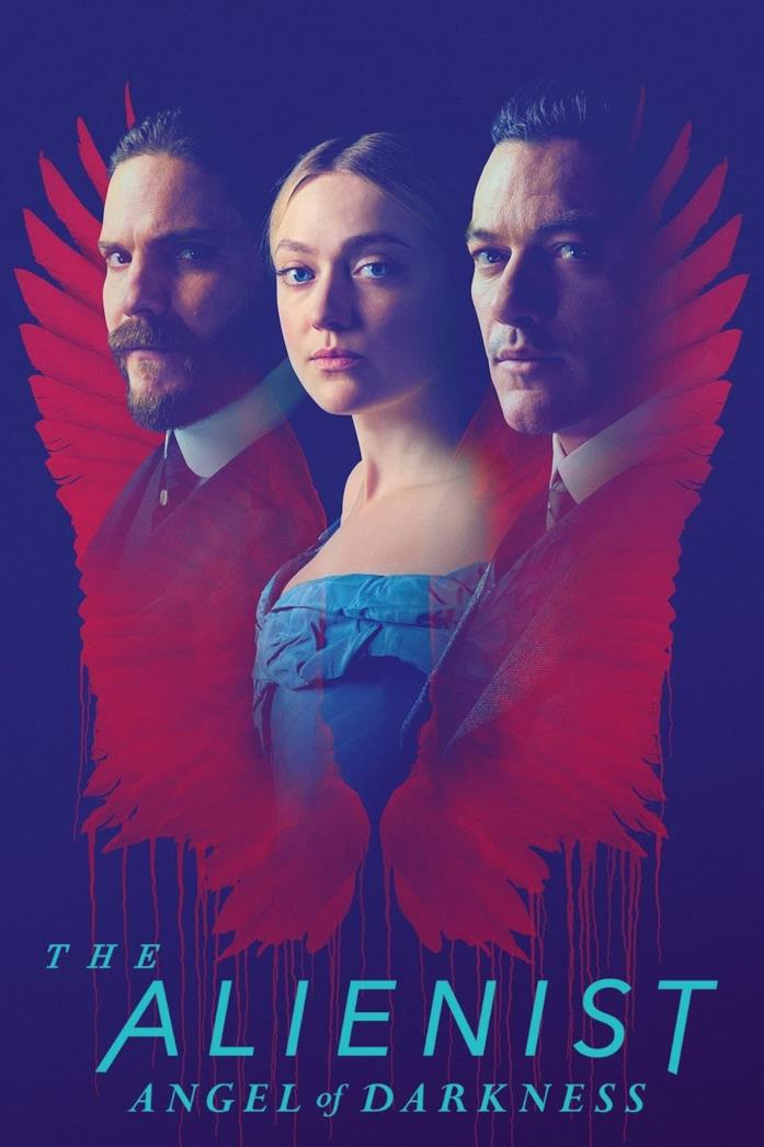 The Alienist: Angel of Darkness, poster