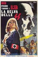 Poster Ilsa la belva delle SS