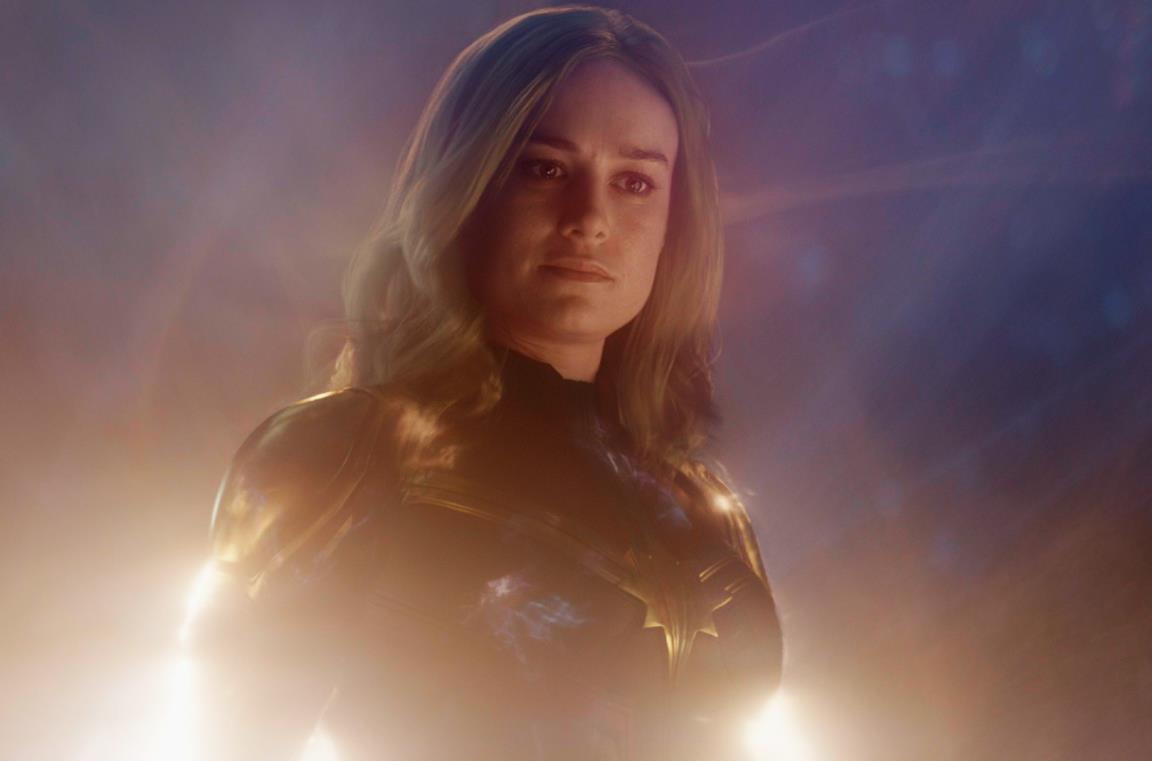 Captain Marvel, interpretata da Brie Larson