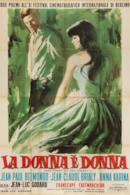 Poster La donna è donna