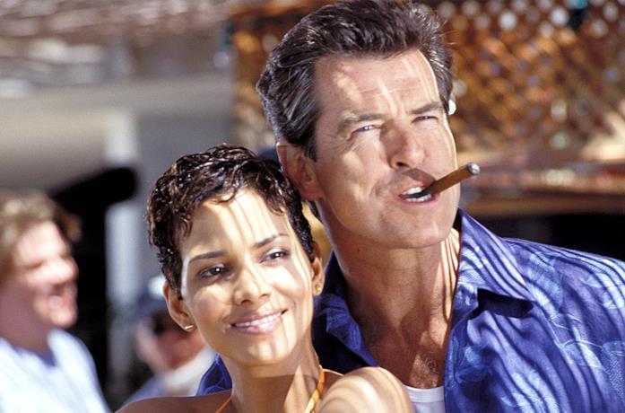 Halle Berry e Pierce Brosnan