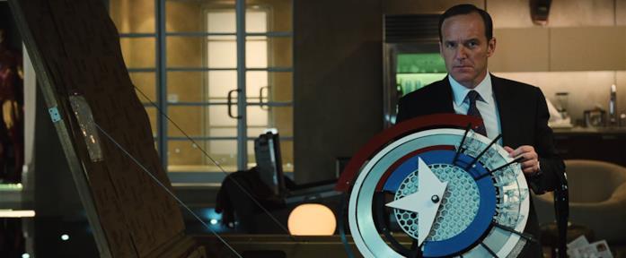 Clark Gregg Iron Man 2