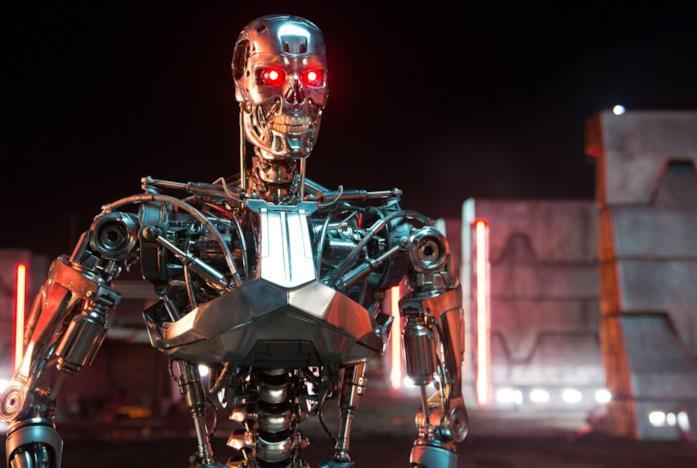 Uno dei T-800 di Terminator Genisys