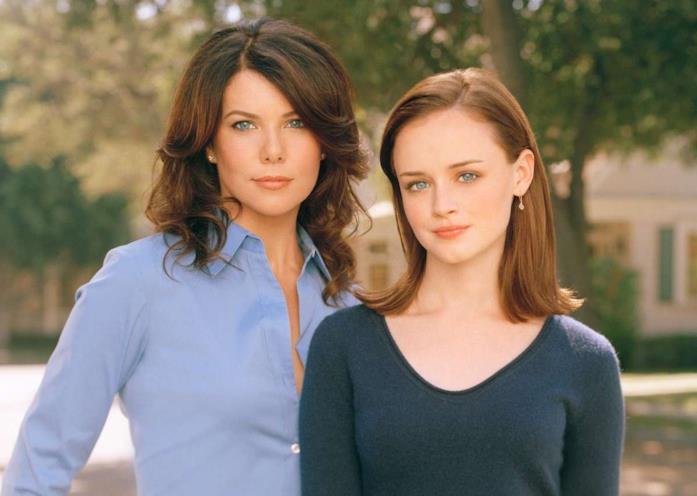 Rory e Lorelai Gilmore, interpretate da Alex Bledel e Lauren Graham