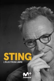 Poster Sting - Tra musica e libertà
