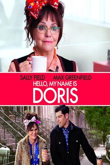 Poster Hello, My Name Is Doris