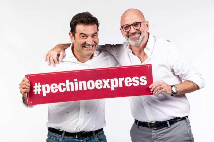 Max Giusti e Marco Mazzocchi