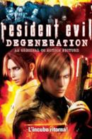 Poster Resident Evil: Degeneration