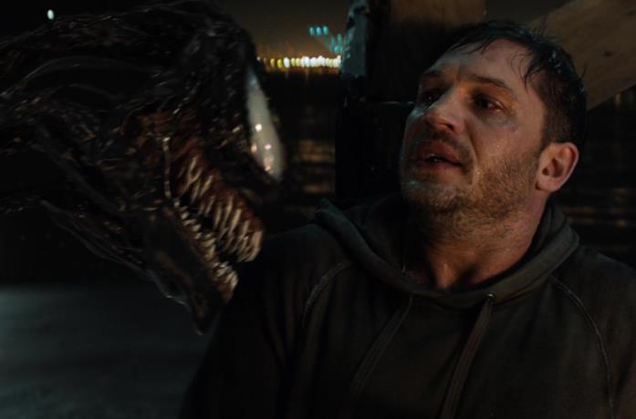 Il primo incontro tra Venom ed Eddie