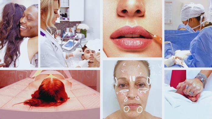 Alcune immagini di Skin Decision: Prima e Dopo