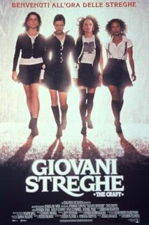 Poster Giovani streghe
