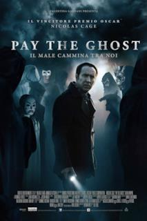 Poster Pay the Ghost