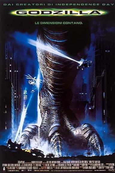 Poster Godzilla