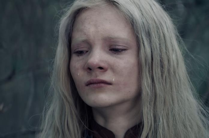 Cirilla - Freya Allan