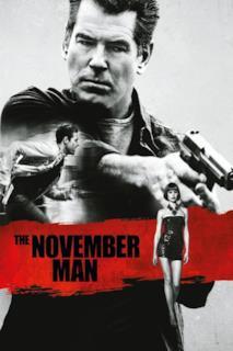 Poster The November Man