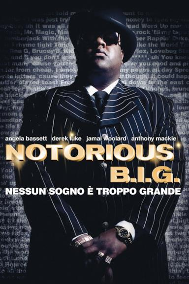 Poster Notorious B.I.G.