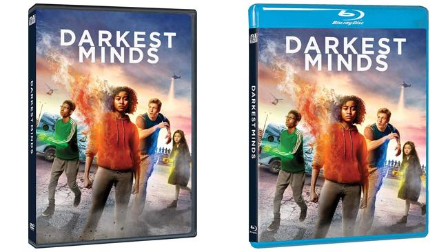 The Darkest Minds - DVD e Blu-ray