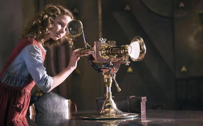 Dakota Blue Richards in La bussola d'oro