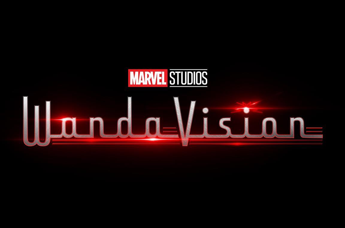 Il logo di WandaVision