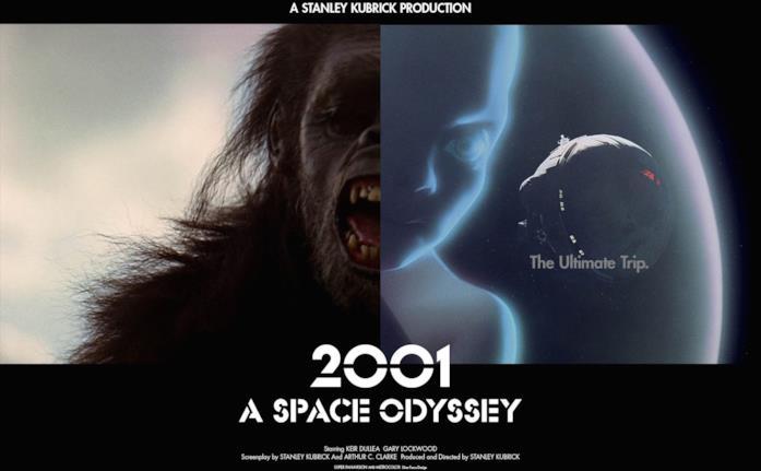 Il poster del film all'epoca dell'uscita in sala