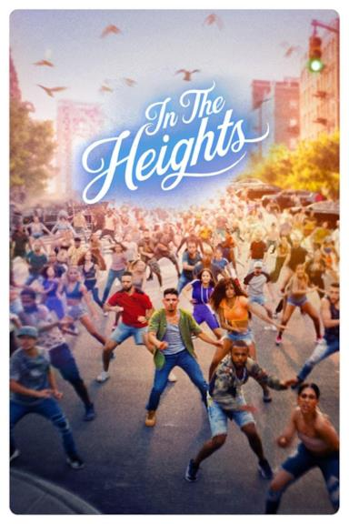 Poster In the Heights - Sognando a New York