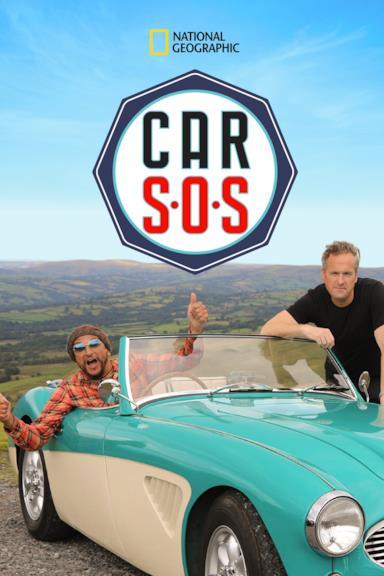 Poster Car S.O.S.