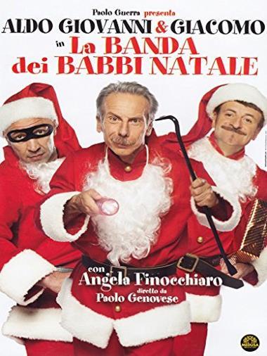 La banda dei Babbi Natale (DVD)